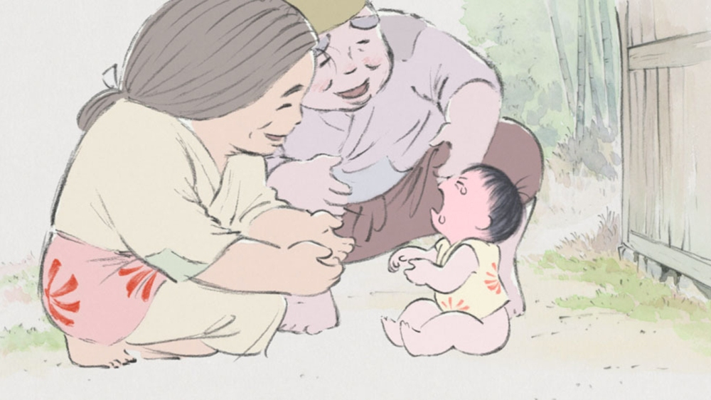 El cuento de la Princesa Kaguya, de Isao Takahata: Virtuosismo agridulce (2/3)